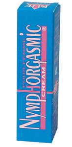 Nymphorgasmic creme 15 ML