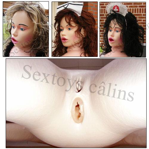 poupee silicone sexe sexe lesbien