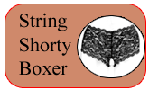 STRING BOXER SHORTY SEXY