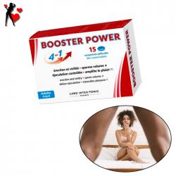 Booster Power Sex 15 Aphrodisiaque masculin