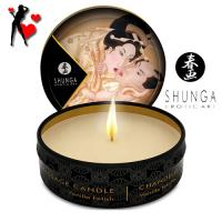 Bougie de massage Shunga Vanille 30 ml