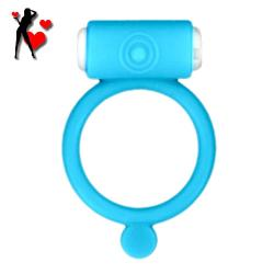 Cockring silicone vibrant phosphorescent Chills rings