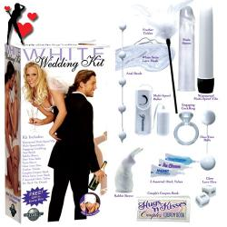 Coffret Wedding Kit special mariage Pipedream