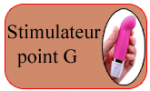 STIMULATEUR MASTURBATEUR POINT G